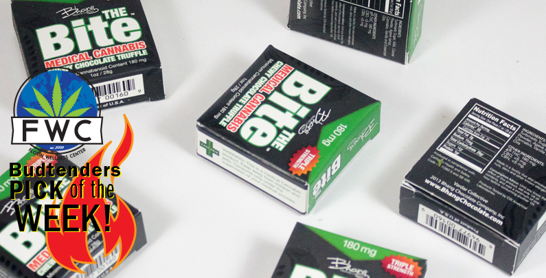 Budtenders Pick of the week The Bite by Bhang