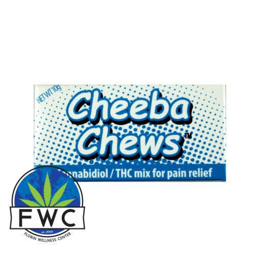 Cheeba Chew CBD THC