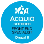 AQUIA Certified Front-End Specialist