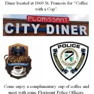 Coffee with a Cop – Oct. 3
