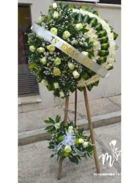 MUNDO DE FLORES Fúnebre F029