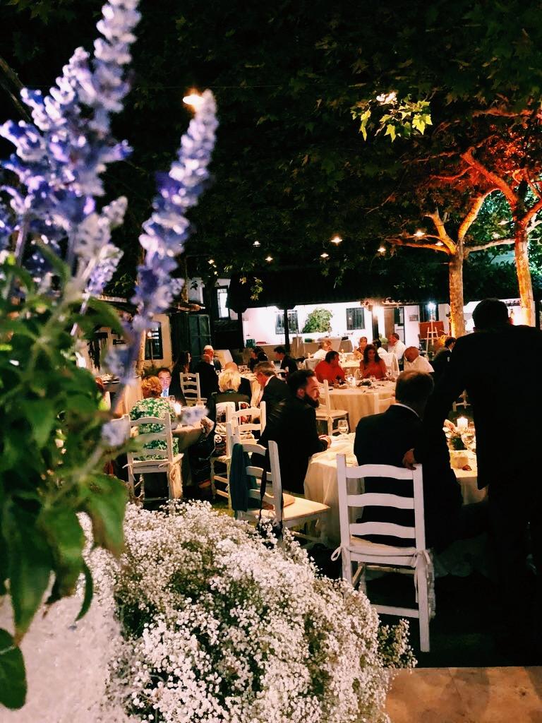 Decoración floral de eventos, bodas, bautizos. Floristería Pétalos · Tienda Online con envío a domicilio en Alcalá de Henares · Madrid