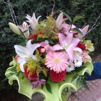 Ramos de flores Las Tablas
