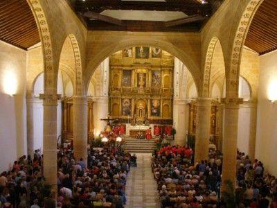 Decoración Iglesia de Algete