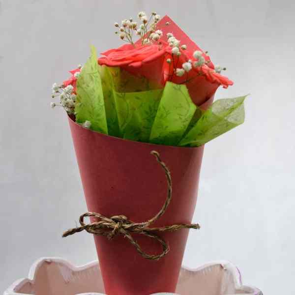 Bouquet de rosas rojas para Arreglos florales Tijuana - Florerias en Tijuana