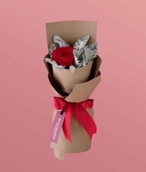 Bouquet con rosa rojas | Envía flores a domicilio en Tijuana | Envío de flores a domicilio Tijuana