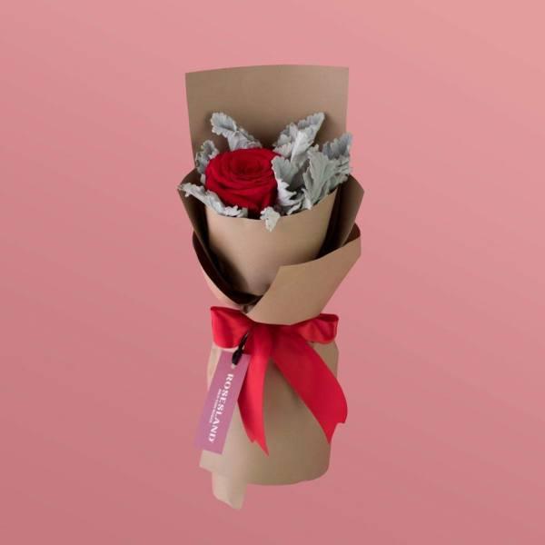 Bouquet con rosa rojas   Envía flores a domicilio en Tijuana   Envío de flores a domicilio Tijuana