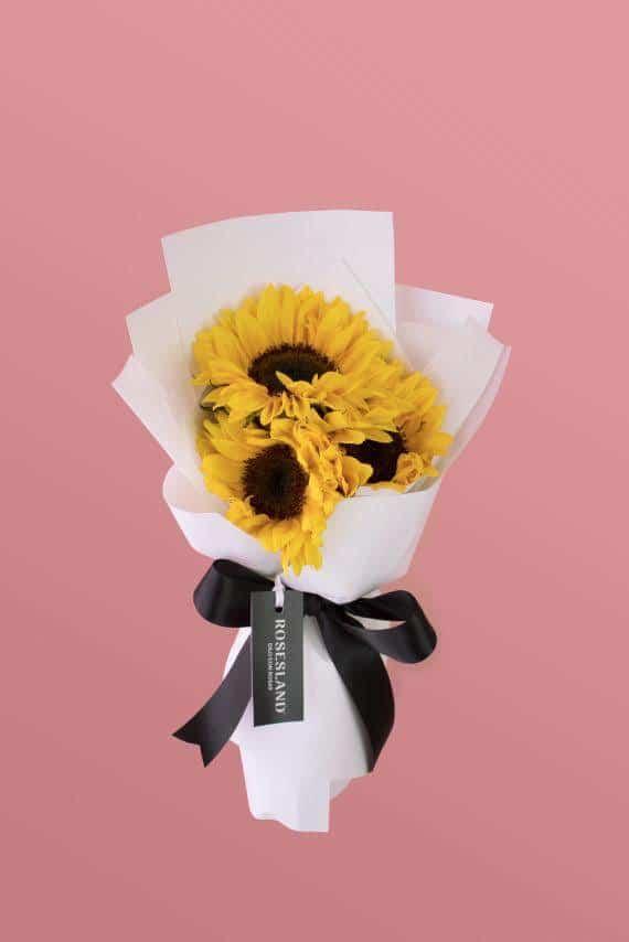 Bouquet de girasoles | Envía flores a domicilio en Tijuana | Florerías en Tijuana