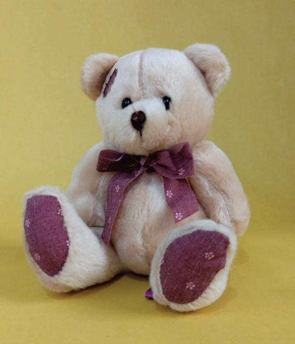 Mini oso crochet - Peluche oso