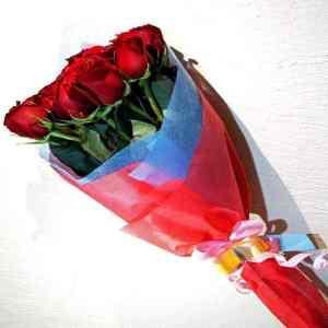 Doce poemas de amor Rojas