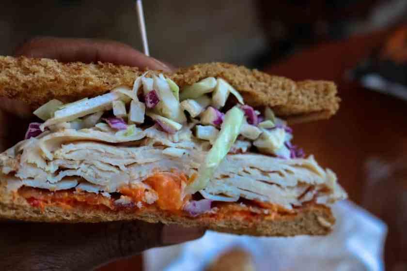 Kenturckey Sandwich