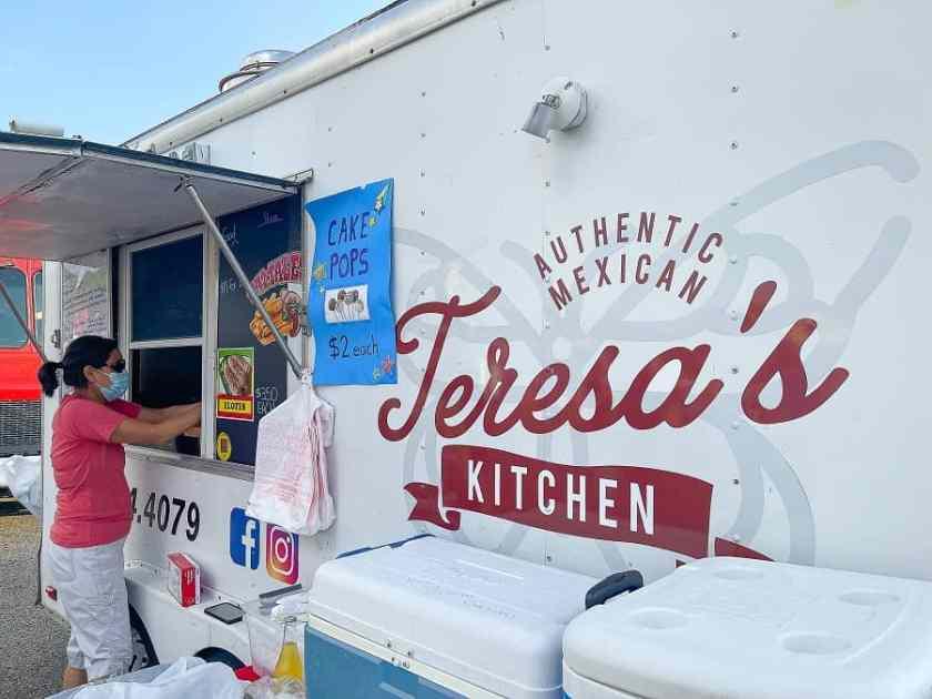 Teresa's Kitchen Food Truck in Kalamazoo, Michigan