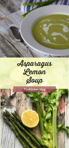Asparagus and Lemon Soup