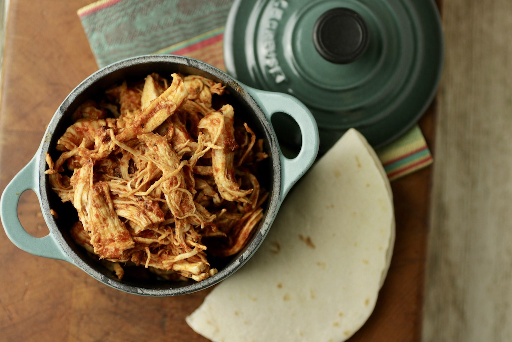 Spicy Slow Cooker Chicken