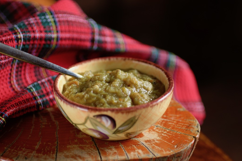 Hatch Green Chile Sauce