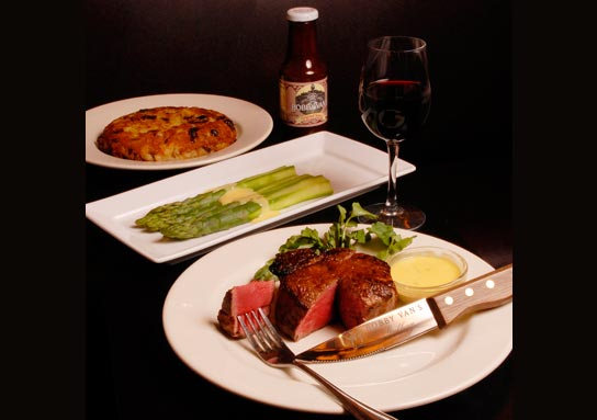 Iconic Steakhouse & Landmark Meet At Bobby Van's New Central Park South Location