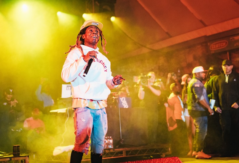 Lil Wayne On Mass Appeal Live At The BBQ Stage – SXSW Takeover