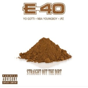 E-40-straight-out-the-dirt-single cover-floss magazine