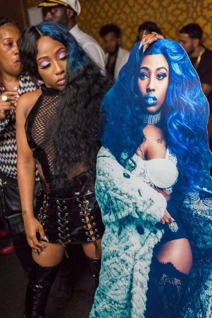 Love and Hip Hop Viewing Party Hosted by Brittney Taylor Pics + More