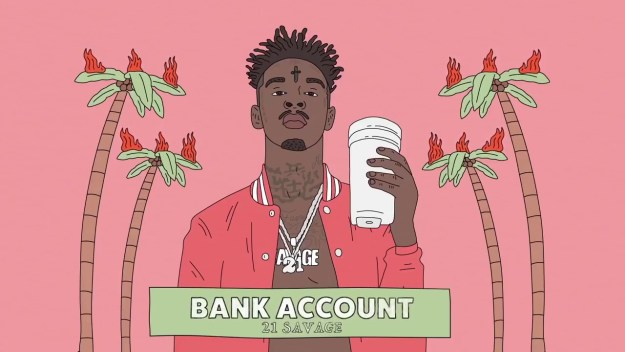 "21 Savage Drops ""Bank Account"" Official Video ft. Mike Epps – Watch it Here!"