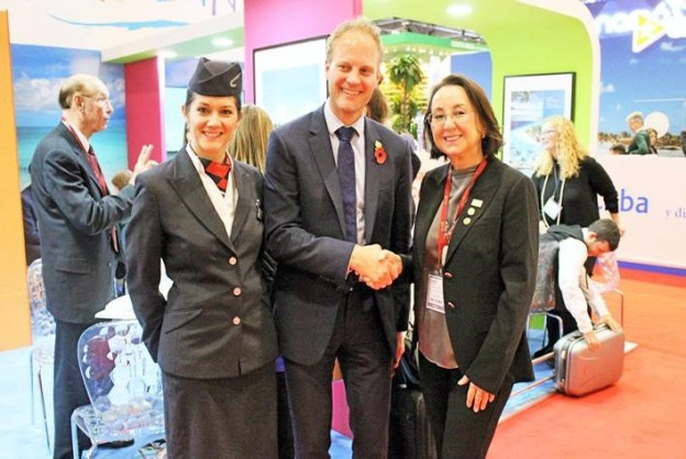 British Airways Supports Caribbean Tourism Recovery Fund