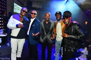 Ronnie DeVoe's 50th Birthday Bash in Atlanta – Pics & More