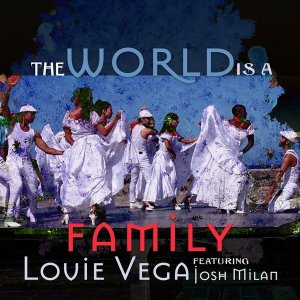 "Two Beats, One Soul Drops Louie Vega's ""The World Is a Family"" ft. Josh Milan"
