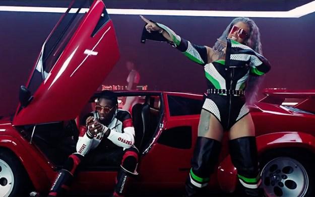 Migos, Nicki Minaj, & Cardi B Drop MotorSport Video – Watch it Here!