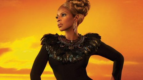 Congrats to Mary J. Blige on Her Upcoming Star on Hollywood Walk of Fame