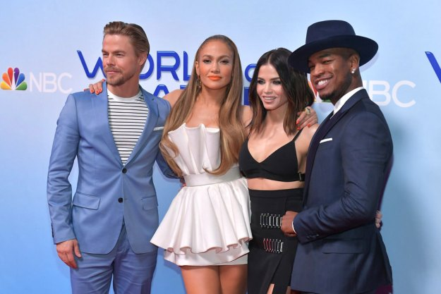 "Fashion & Style at NBC ""World of Dance"" Event W/ Ne-Yo, Jennifer Lopez & Others – Pics Here!"
