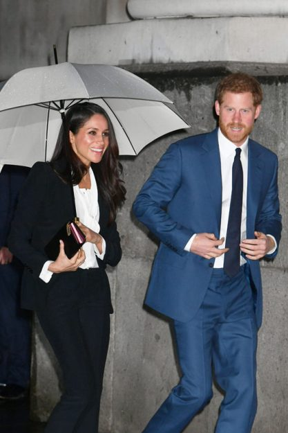Royal Fashion: Meghan Markle and Prince Harry at the Endeavor Fund Awards – Pics Here!