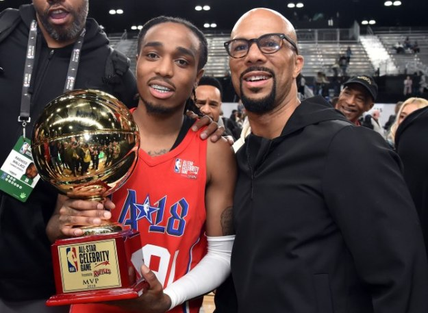 NBA All-Star Weekend Quavo, Travis Scott, Justin Bieber and More – Pics Here!