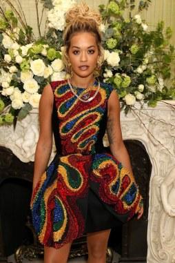 BAFTA Red Carpet Fashion Rita Ora, Elle Fanning & More – Photos Here!
