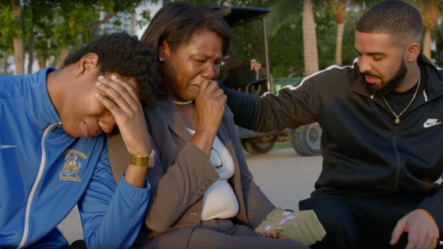 """Drake Drops """"God's Plan"""" Video & Makes Many People Happy in It – Watch Here!"""