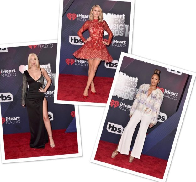 iHeartRadio Music Awards Red Carpet Fashions Pics – See them Here!
