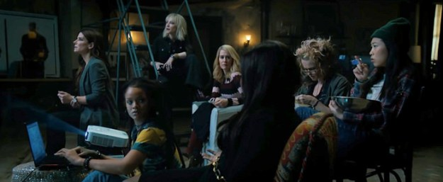 """Ocean's 8"" Behind the Scene Set Photos Rihanna and Others + Trailer – See Them Here! #Oceans8"