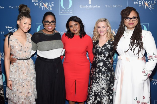"""A Wrinkle In Time"" Special NYC Screening – Pic Here!"
