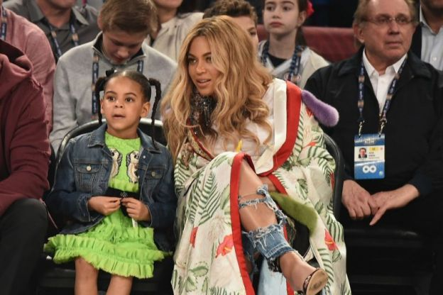 Blue Ivy Bids $19K at Auction Before Jay-Z Can Stop Her – Details & Video Here!