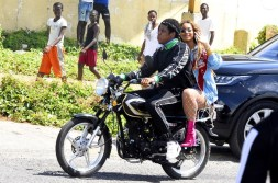 Beyonce and Jay-Z Shoot New Music Video in Jamaica – See Pics and Clips Here!