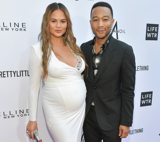 The Daily Front Row Fashion Awards With Paris Jackson, Chrissy Teigen, John Legend, Paris Hilton & More – See Red Carpet Pics Here!