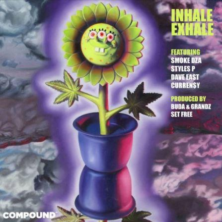 "Curren$y, Dave East, Styles P and Smoke DZA Drop ""Inhale Exhale"" – Listen Here! #Happy420"