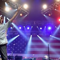"""Lee Greenwood Performs """"God Bless The USA"""" at NASCAR Coca-Cola 600  - Watch Here!"""