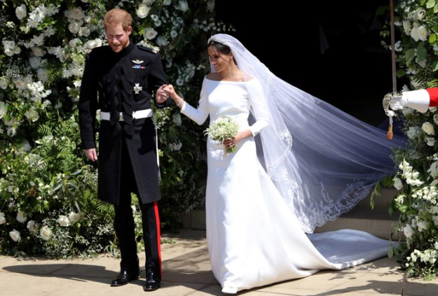 Now That Meghan is Married What is The Royal Family's Last Name? What is a Duke & What is a Duchess? – Details Here!