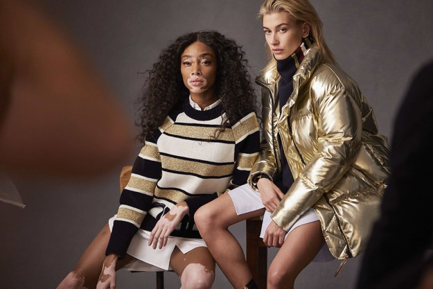 Hailey Baldwin & Winnie Harlow Named New Faces of Tommy Hilfiger's Fall 2018 Campaign- Details Here!