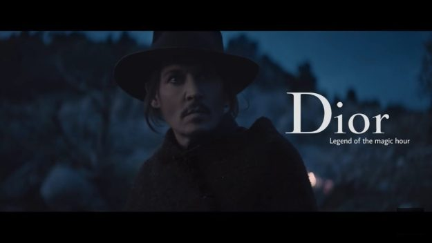 "Johnny Depp Stars In New Film For Dior ""Legend of The Magic Hour"" – Watch Movie Here!"