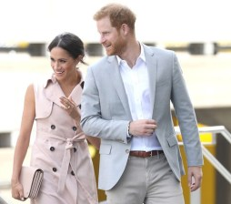 Meghan Markle & Prince Harry Visit The Nelson Mandela Centenary Exhibition – Photos Here!
