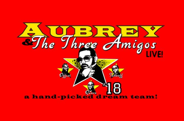 Drake and Migos' Aubrey & The Three Amigos Tour Has Been Pushed Back – Details Here!