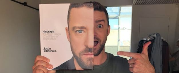 Justin Timberlake To Release Book 'Hindsight' – Details Here!