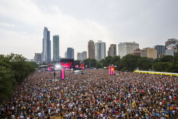 LIVE from Lollapalooza – Watch Performances Here Now!