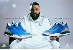 DJ Khaled Unveils His Jordan Brand Collection – Pics + Details Here!